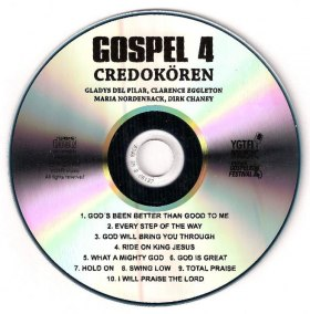 Gospel 4 cd - Gospel 4 cd