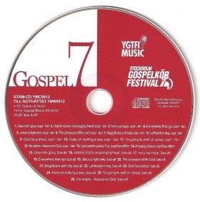 Gospel 7 stämcd - Gospel 7 stämcd