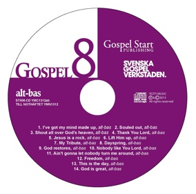 Gospel 8 stämcd