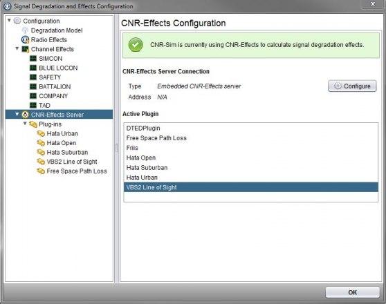CNR-Effects Configuration