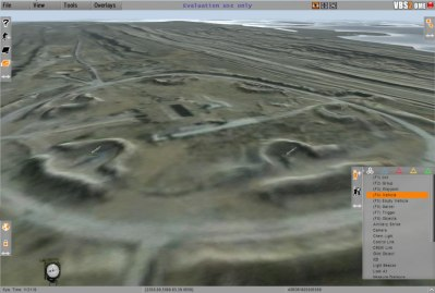 VBS2: SA-2 SAM site