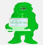 The Green-Monster Mega Macro for Autocreation of Geo-typical content for any format