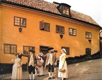 Bellmanshuset ägs och vårdas av ordenssällskapet Par Bricole sedan 1937.