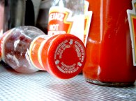 Ketchupflaskor