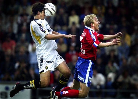 Det gick inte så bra för AIK det året. Helsingborgs Dagblad  2004