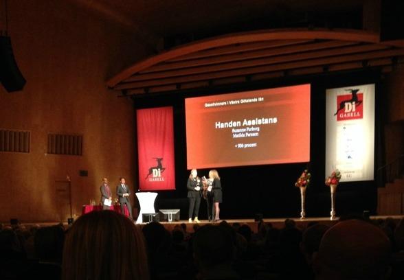 Vinnarna Göteborg - Handen Assistans