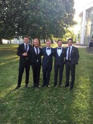 Throwback till examen i Växjö. Början på något nytt.