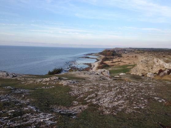 Hoburgen, södra Gotland. En helt magisk plats