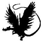 Encaustic Art - Stämpel - Drake (vä) (Beställningsvara)