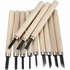 Carving Tool - Mixade 12-pack