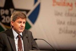 Guy Ryder, ILOs nyvalde generaldirektör (foto: eduinternational)