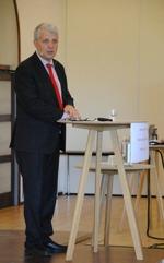 Nordiska ministerrådets generalsekreterare Dagfinn Høybråten på Nordisk Facklig Kongress 2015
