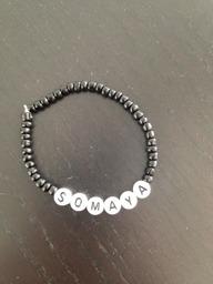Somaya armband - Armband svart - Somaya