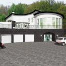 Design © Arkitekt Pål Ross - Villa M