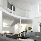 Design © Arkitekt Pål Ross - Villa Rehact 1 Interiör 01