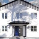 Design © Arkitekt Pål Ross - Fyrklövern 1. Såld