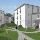 Design © Arkitekt Pål Ross - Lägenhetskomplex 03
