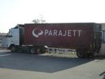 Trailer Parajett som lämnat oss för lastbilshimlen