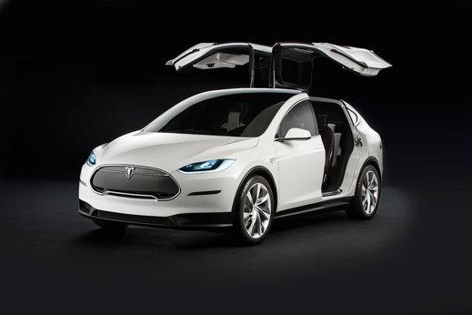 Ska Model S få Model X 4-hjulsdrift?
