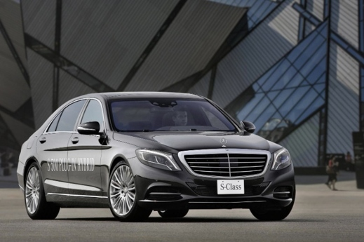 Skäms Mercedes för elektrifiering?