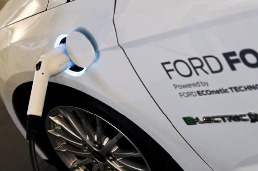 Ford satsar på batterilab