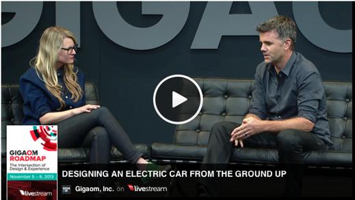 Teslas chefdesigner berättar om designprocessen av Model S