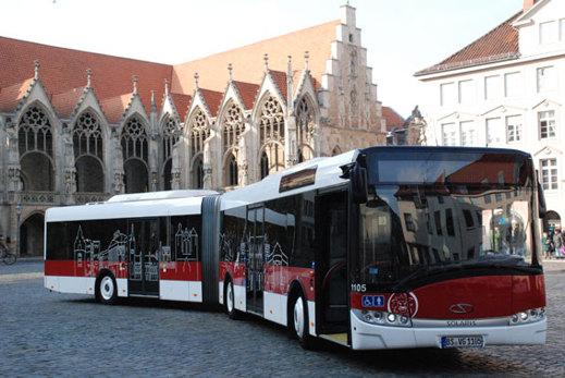Elbuss i Braunschweig
