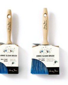 Annie Sloan Wall paint pensel stor - Wall paint borste, stor