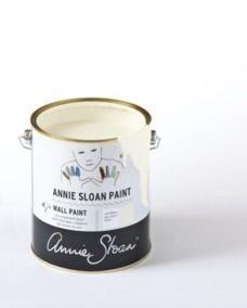 Wall Paint Old white 2,5 l, 1dl - Wallpaint Old White