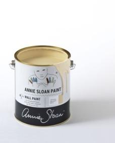 Wall Paint Old Ochre 2,5 liter - Wall paint 2,5 liter