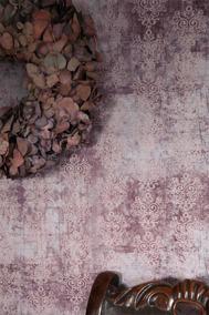 Tapet Rose/Violet - Tapet Rose/Violet