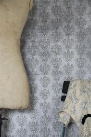 Tapet Grey/Green - Tapet Grey/Green