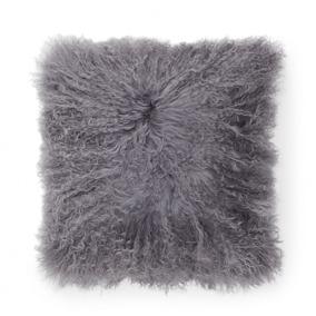 Kuddfodral, solid grey - Kuddfodral, solid grey