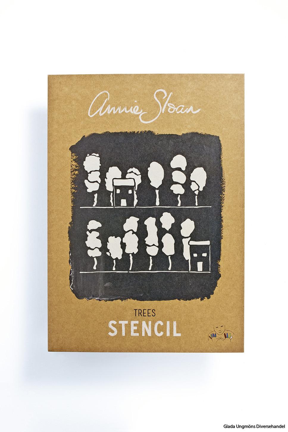 Annie Sloan stencil