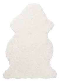 Curly Rug white - Curly Rug white