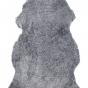 Curly Rug Grey silver - Curly Rug Grey silver