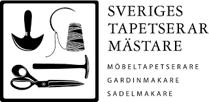 Vi tillhör den nationella organisationen Sveriges Tapetserarmästare.