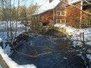 G:a bommulspinneriet i Hovmansbygd