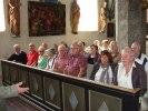 Kyrkan på Visingsö