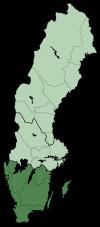 Återförsäljare i Götaland