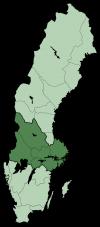 Återförsäljare i Svealand