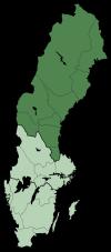Återförsäljare i Norrland