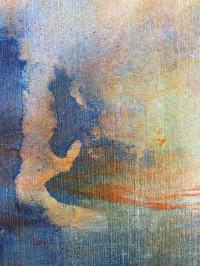 Målning av Carina Täckström