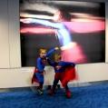 Superkids arriving at#7063E