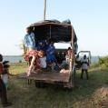 transport to beach