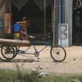 common bike in Tanzania
