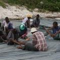fishermen in Bagamoyo tanzania