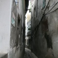 Narrow street in Stonetown