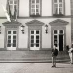 utenfor borgemesteren i Luxembourg