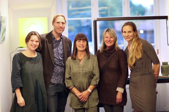 Ingrid Forfang, Orion Righard, Katarina Gustafsson, Susann Jardebäck, Elisabeth Victorsson